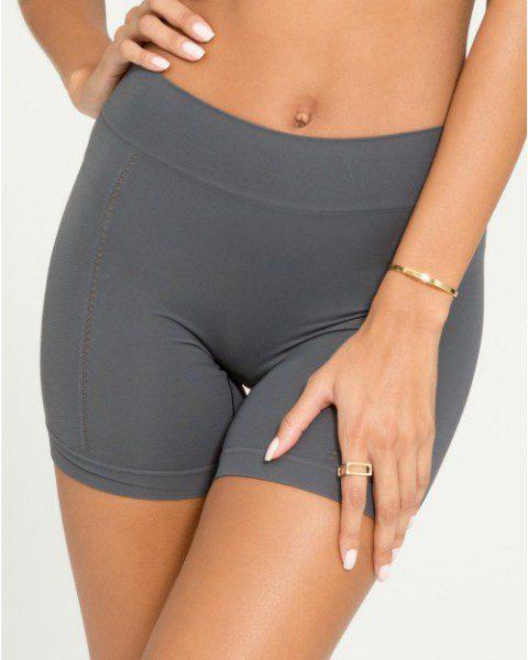 Spanx Lounge-Hooray! compression shorts